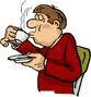 Unbenanntkaffeetrinken