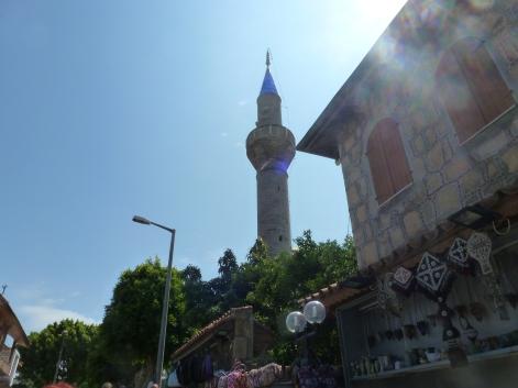 Eine Moschee