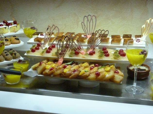 süßes Dessert