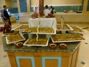 süßes türkisches Dessert
