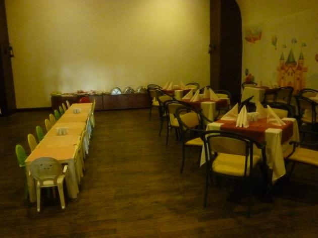 Restaurant extra für Kinder