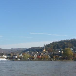 Linz am Rheinufer