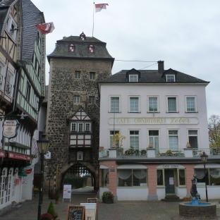 Altstadttor zu Linz