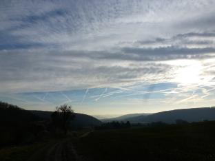 Himmelswolken