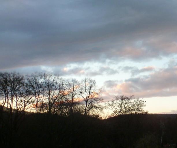 Himmel über Bad Bodendorf