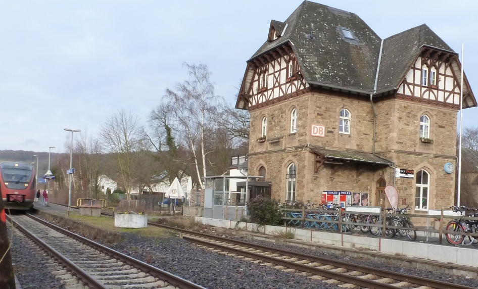 Bad Bodendorfer Bahnhof