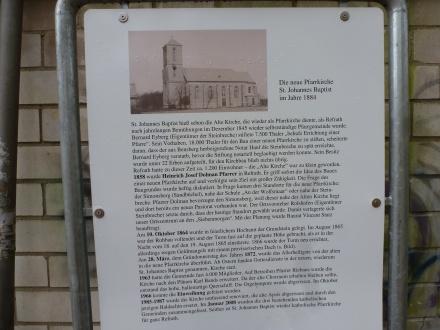 Pfarrkirche St. Johannes Baptist Beschreibung