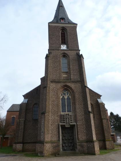 Pfarrkirche Haupteingang