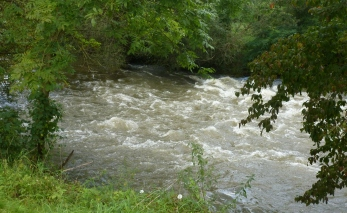Hochwasser an der Ahr