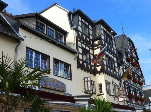 Altes Fachwerkhaus in Bad Breisig