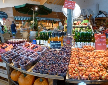 Die große Auswahl an Obstsorten