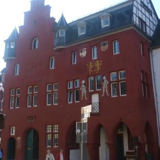 Altes Rathaus zu Bad Münstereifel