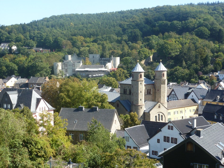Stiftskirche in Bad Münstereifel