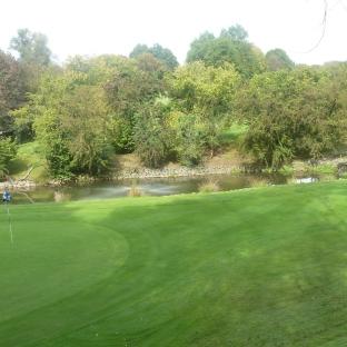 Golfplatzanlage