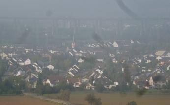 Bad Bodendorf im Nebel