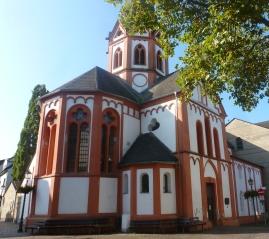 Katholische Pfarrkirche St.Mauritius aus dem 19. Jahrhundert