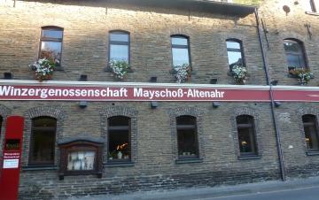 Mayschoß Winzerverein und Altenahr