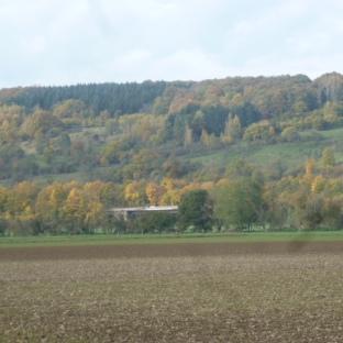 Auf dem Weg nach Bad Bodendorf