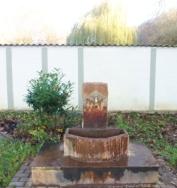 Der Gesundheitsbrunnen vom Kurpark