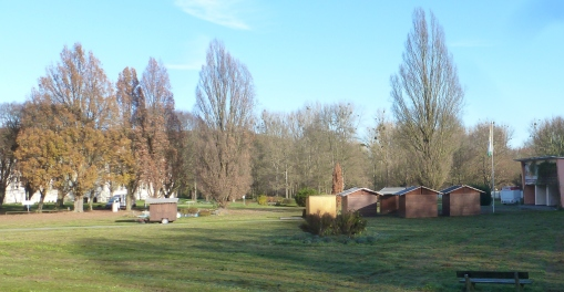 Die Wiese am Kurpark