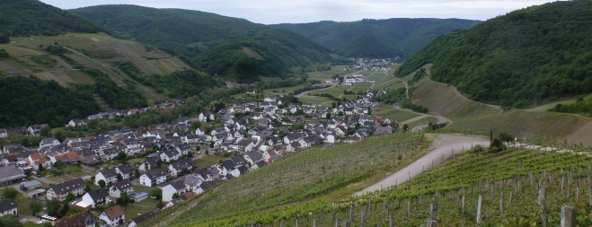 Weindorf Dernau