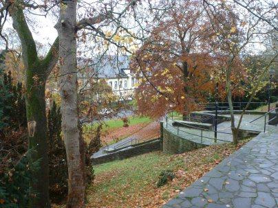Der Park in Sinzig