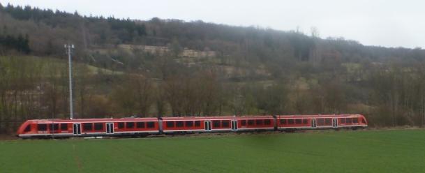 Ahrtalbahn nach Remagen