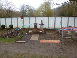 Neubau der Thermalquellen Brunnen