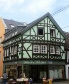 Altes Fachwerkhaus zu Linz