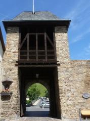 Adenbacher Tor Wachturm von 13-14 Jht