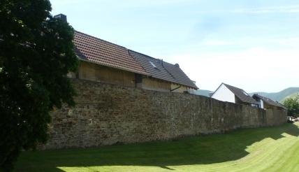 Stadtmauerteil von Ahrweiler