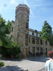 Schloßrestaurant in Ahrweiler