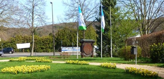 Weinstadt Dernau